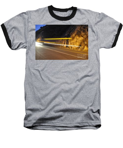 Fast Car Baseball T-Shirt