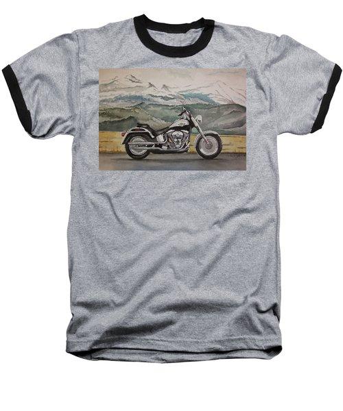 Fatboy Baseball T-Shirt