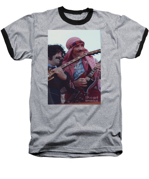 Favorite Of Manny Charlton And Zal Cleminson - Nazareth At Day On The Green 2 - 4th Of July 1979  Baseball T-Shirt