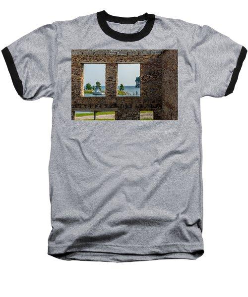 Fayette Ruins Baseball T-Shirt