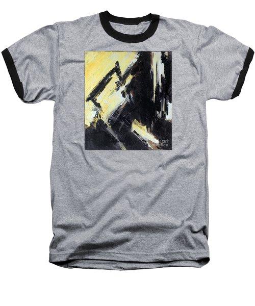 Fear Of Life Baseball T-Shirt