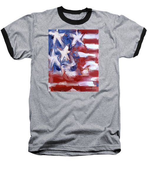 Fear Of The Neighbor Baseball T-Shirt