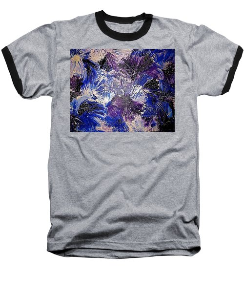 Feathers In The Wind Baseball T-Shirt