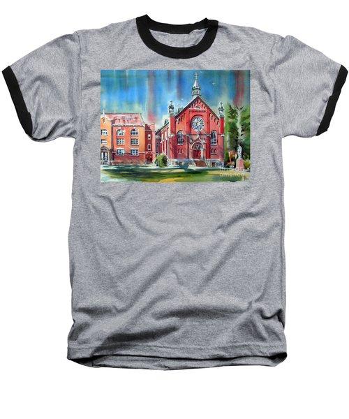 Feed The Birds IIi Baseball T-Shirt
