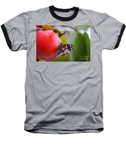 Baseball T-Shirt featuring the photograph Feeding Time by Erika Weber