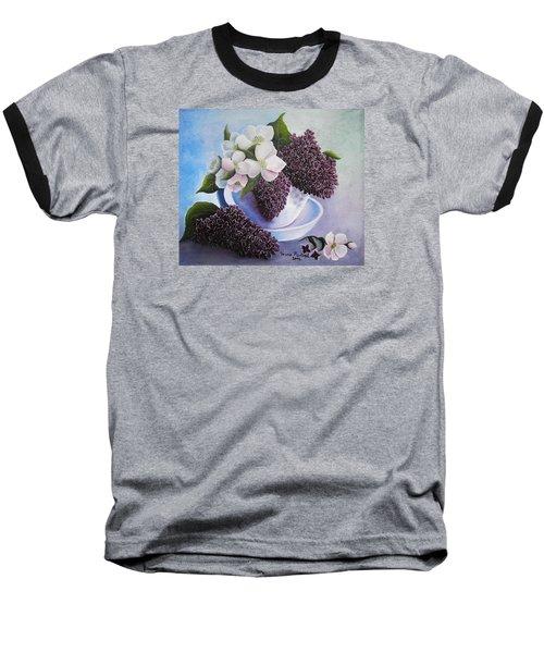 Feel The Fragrance Baseball T-Shirt
