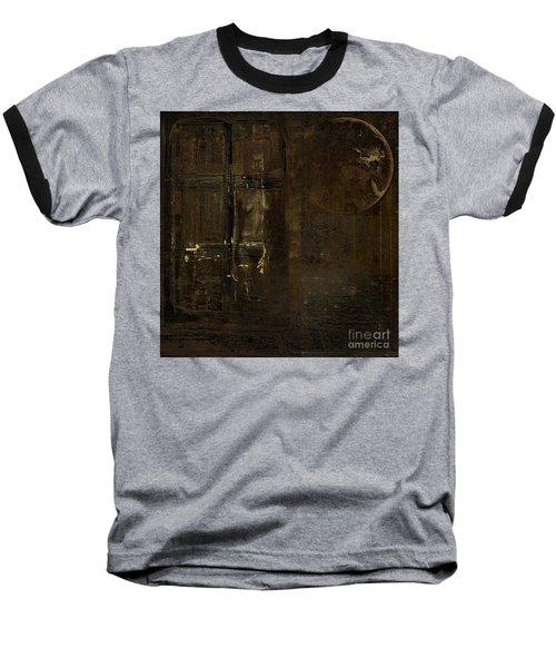 Feeling Invisible Baseball T-Shirt by Andrea Kollo