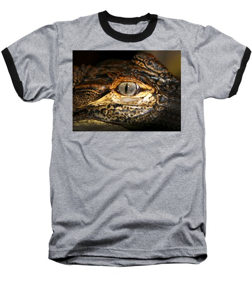 Feisty Gator Baseball T-Shirt