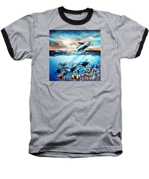Felicity Baseball T-Shirt