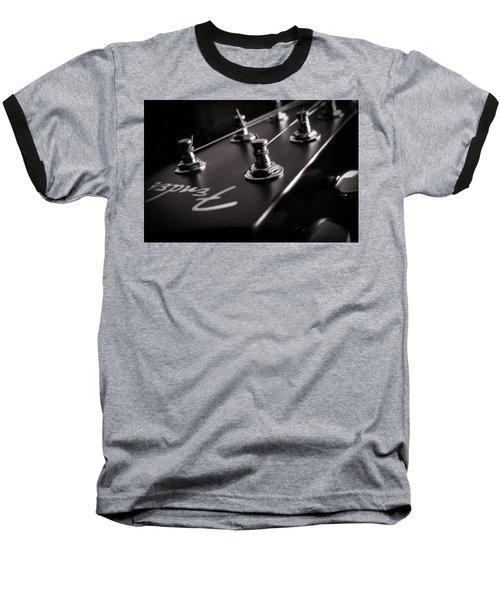 Fender Acoustic I Baseball T-Shirt