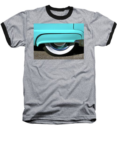 Fender What - 1955 Ford Baseball T-Shirt