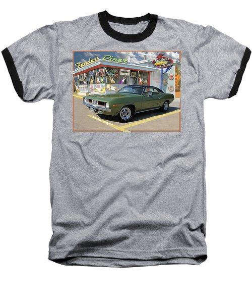 Fenders Diner Baseball T-Shirt