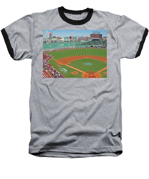 Fenway One Hundred Years Baseball T-Shirt
