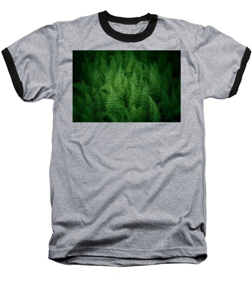 Fern Bed Baseball T-Shirt