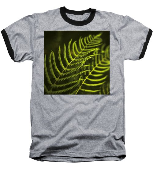 Baseball T-Shirt featuring the photograph Fern by Bradley R Youngberg