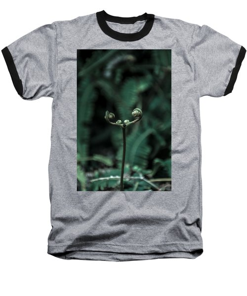 Fern Bud Baseball T-Shirt