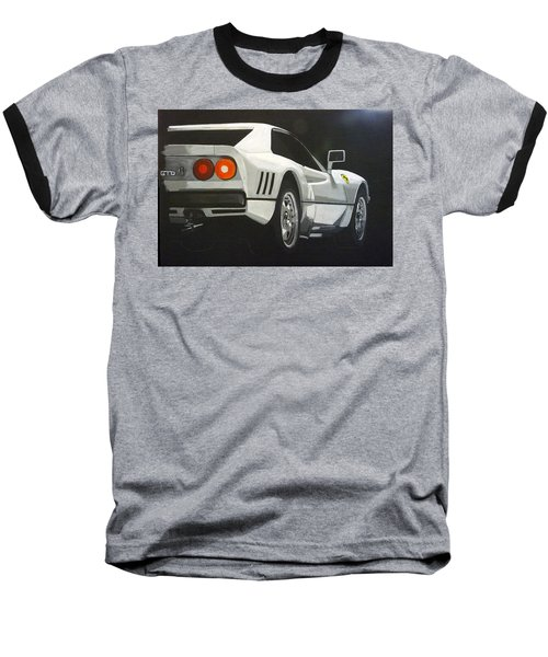 Ferrari 288 Gto Baseball T-Shirt