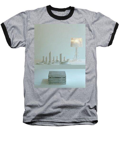 Ferruccio Laviani's Bourgie Lamp From Kartell Baseball T-Shirt