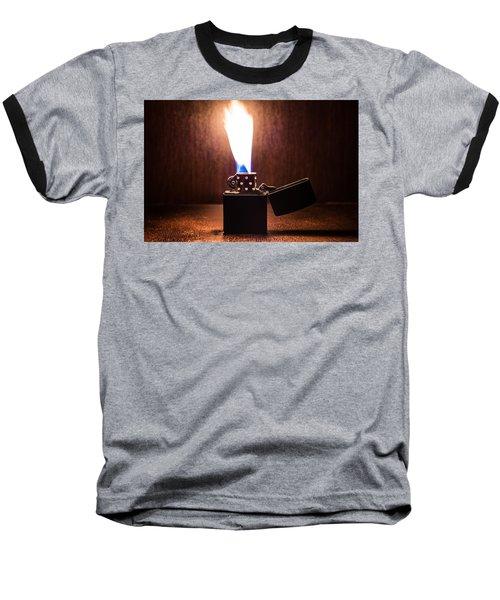 Feuer Baseball T-Shirt by Tgchan