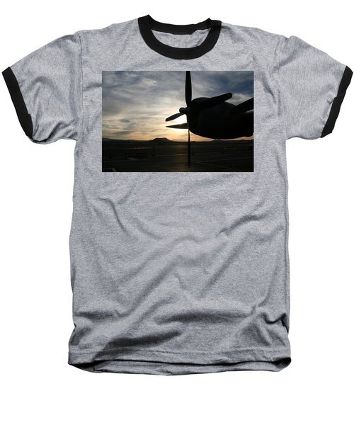 Baseball T-Shirt featuring the photograph Fi-fi Power by David S Reynolds