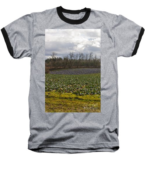 Baseball T-Shirt featuring the photograph Field Of Color 2 by Belinda Greb