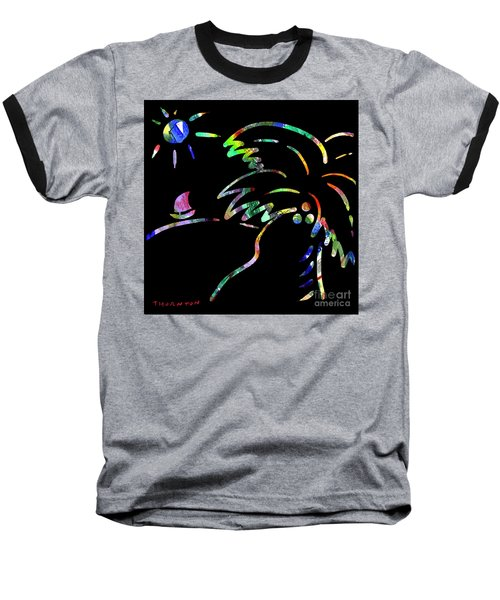 Sailboat Baseball T-Shirt