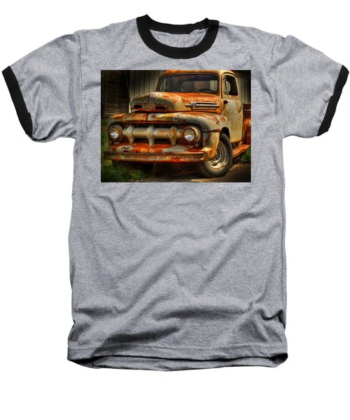 Fifty Two Ford Baseball T-Shirt