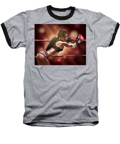 Fight Night Baseball T-Shirt