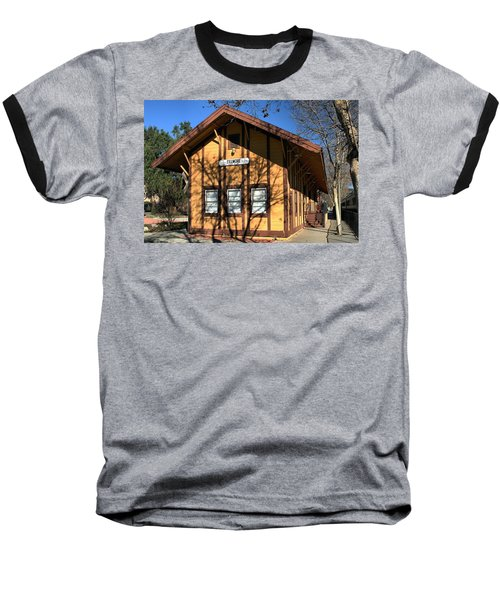 Baseball T-Shirt featuring the photograph Fillmore Station by Michael Gordon