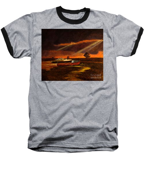 Final Resting Place Baseball T-Shirt