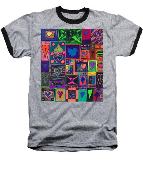 Find U'r Love Found Baseball T-Shirt