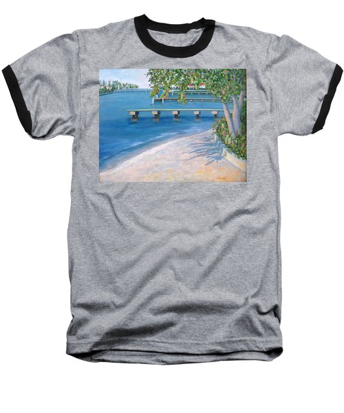 Finding Flagler Baseball T-Shirt
