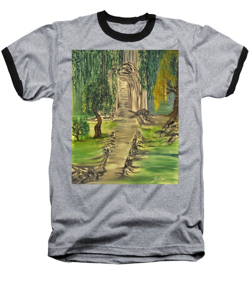 Finding Our Path Baseball T-Shirt