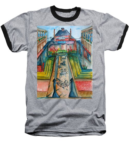 Findlay Market Baseball T-Shirt