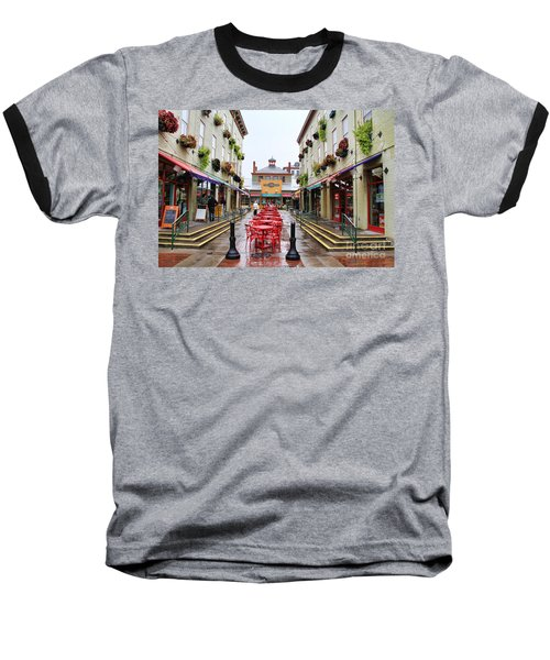 Findlay Market In Cincinnati 0003 Baseball T-Shirt