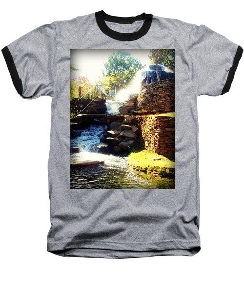 Finlay Park Fountain Baseball T-Shirt