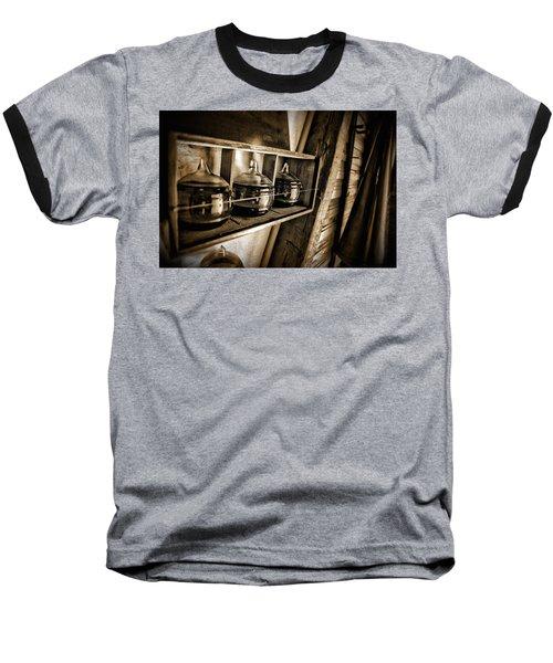 Fire Extinguisher Baseball T-Shirt