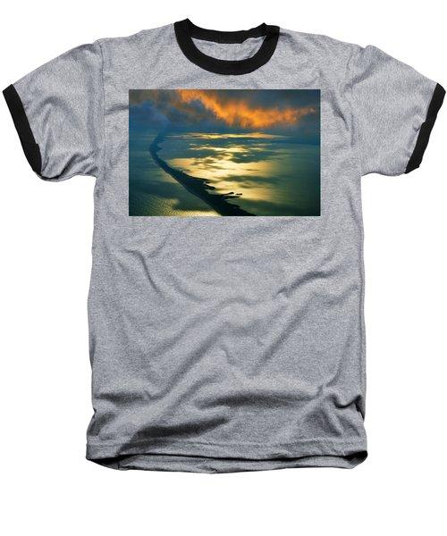 Fire Island Baseball T-Shirt