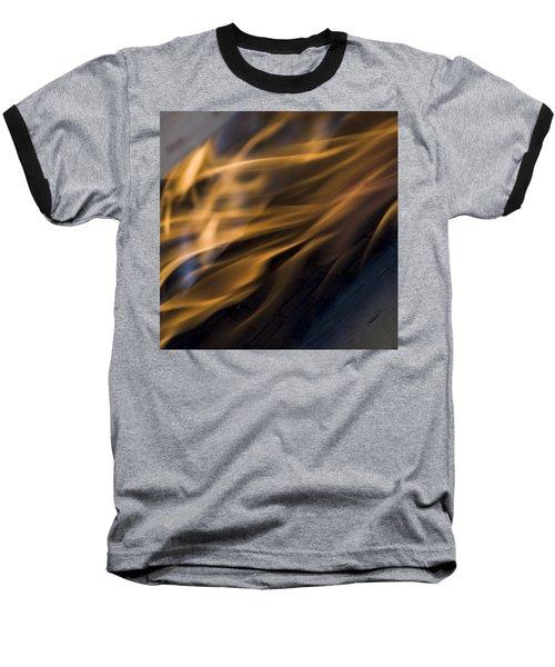 Fire Baseball T-Shirt