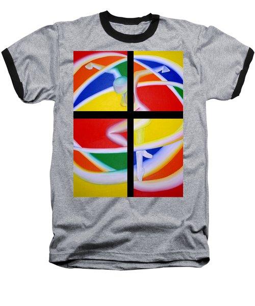 Firedancer Baseball T-Shirt