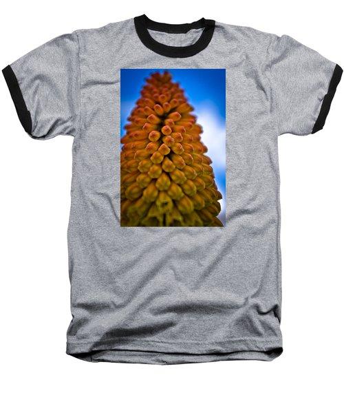 Firepoker Baseball T-Shirt by Joel Loftus