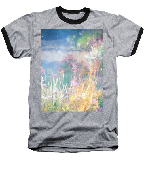 Fireweed Number 9  Baseball T-Shirt