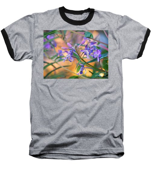 Fireweed Number Three Baseball T-Shirt by Brian Boyle