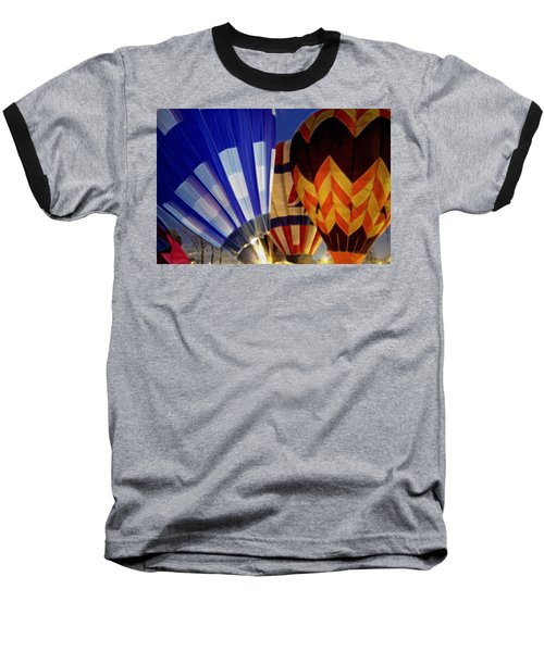 Firing Up Baseball T-Shirt