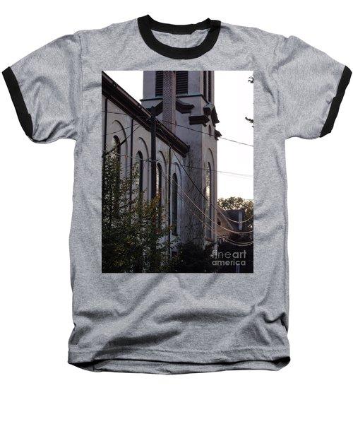 First Centenary Methodist Baseball T-Shirt