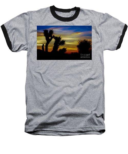 First Light Baseball T-Shirt by Angela J Wright