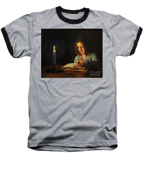 First Light Baseball T-Shirt