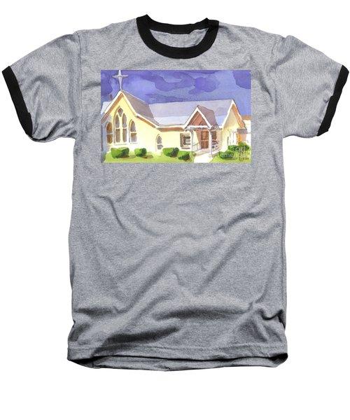 First Presbyterian Church II Ironton Missouri Baseball T-Shirt