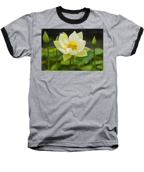 First To Bloom Baseball T-Shirt