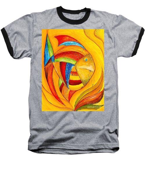 Fish 428-08-13 Marucii Baseball T-Shirt